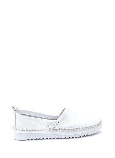 Derimod Kadın Ayakkabı(2121) Casual Beyaz